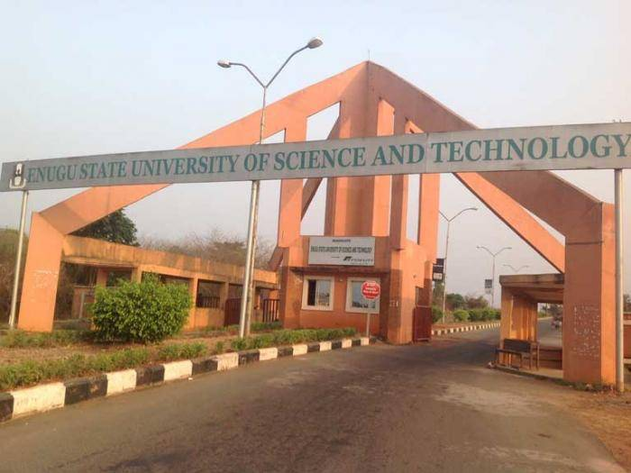 ESUT Admission List For 2019/2020 Session